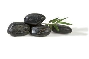 Galets zen poli Coloris noir 50/70mm sac de 25kg - Gedimat.fr