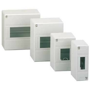 Coffret à équiper mini Opale 16 pas 8 modules - Gedimat.fr