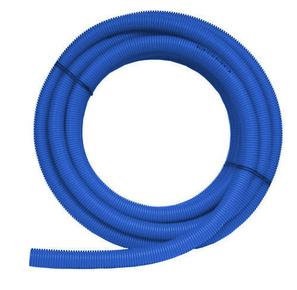 Tube multicouche polyéthylène et aluminium Easypex prégainé diam.16mm en couronne de 25m coloris bleu en vrac 1 pièce - Gedimat.fr