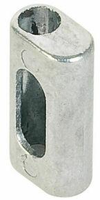 Connecteur tiges filetées PV M6 - boite de 100 pièces - Gedimat.fr