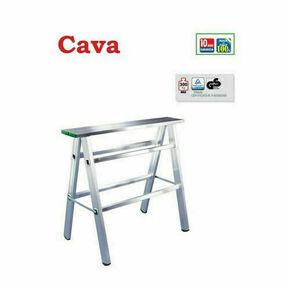 Tréteau CAVA alu PRO - 900x835mm - Gedimat.fr