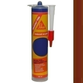 colorant pour mortier sikacolor pte cartouche de 300ml marron gedimatfr - Colorant Mortier