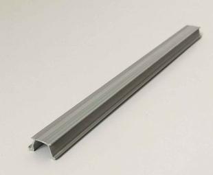 Profile PVC goutte d'eau TOFFOLO larg.15mm long.2.00m - Gedimat.fr