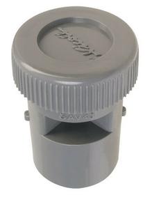 Clapet équilibreur de pression NICOLL diam.40/32mm coloris gris - Gedimat.fr