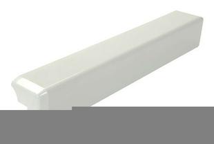 Angle extérieur universel pour bandeau alvéolaire NICOLL BELRIV Système coloris blanc - Gedimat.fr