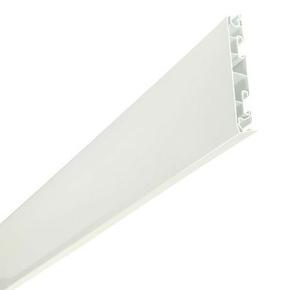 Bandeau alvéolaire NICOLL BELRIV Système haut.17cm long.4m coloris blanc - Gedimat.fr