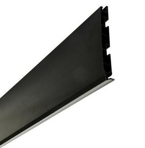 Bandeau alvéolaire NICOLL BELRIV Système haut.21cm long.4m coloris noir - Gedimat.fr