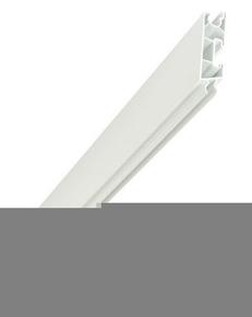Bandeau alvéolaire NICOLL BELRIV Système haut.8cm long.4m coloris blanc - Gedimat.fr