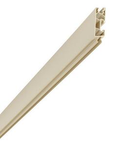 Bandeau alvéolaire NICOLL BELRIV Système haut.8cm long.4m coloris sable - Gedimat.fr