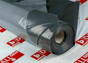 Film polyéthylène DALL PLUS COEX bi-couleur 160 microns rouleau larg.6m long.25m soit 150m² - Gedimat.fr