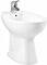 Bidet UNO porcelaine haut.39,5cm larg.54.5cm long.36.5cm blanc - Gedimat.fr