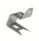 Attache FENO B taraudée M6, pour éléments suspendus sur panne bois - boite de 500 pièces - Gedimat.fr