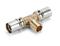 Té à sertir pour tube multicouche Fluxo diam.20mm mâle à visser diam.15x21mm - Gedimat.fr