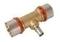 Té à sertir pour tube multicouche Fluxo diam.50mm/20mm/50mm - Gedimat.fr