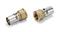 Manchon à sertir NICOLL Fluxo pour tube multicouches diam.16mm raccord fixe femelle à visser diam.15x21mm - Gedimat.fr