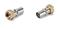 Manchon à sertir pour tube multicouches NICOLL Fluxo diam.32mm avec écrou prisonnier diam.33x42mm - Gedimat.fr
