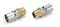 Manchon à sertir NICOLL Fluxo pour tube multicouches diam.20mm raccord fixe mâle à visser diam.15x21mm - Gedimat.fr