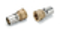 Manchon à sertir NICOLL Fluxo pour tube multicouches diam.26mm raccord fixe femelle à visser diam.20x27mm - Gedimat.fr