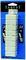 Taquets d'assemblage en PVC blanc par lot de 32 - Gedimat.fr
