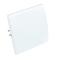 Plaque de dérivation série PERFECT coloris blanc mat sous film de 1 pièce - Gedimat.fr