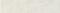 Plinthe carrelage pour sol en grès émaillé ORLON CIMENT larg.8cm long.33,3cm coloris gris - Gedimat.fr