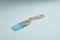 Pinceau plat ergonomique Précisio fibres synthétiques pour toutes peintures manche galbé larg.38mm - Gedimat.fr