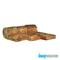 Laine de verre en panneau roulé NATUROLL 035 nue R=3,40 long.10,6m larg.57,5cm ép.120mm - Gedimat.fr