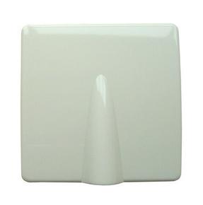 Sortie de câble série VEGA pour boîte de dérivation dim.75x75mm coloris blanc - Gedimat.fr