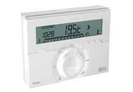 Thermostat programmable électronique DELTIA 8.00 - Gedimat.fr
