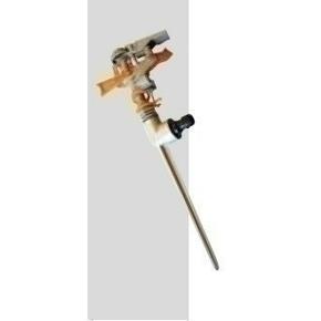 Arroseur asperseur plastique sur pique TEC120 vendu à l'unité - Gedimat.fr