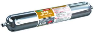 Mastic colle polyuréthane monocomposant spécial scellement de tuiles 605 COL'TUILES GRIS PO 600ML - Gedimat.fr