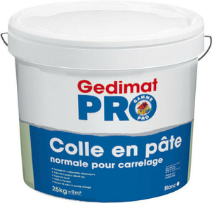 Colle pour carrelage mural poser du carrelage mural for Carrelage sans joint ni colle