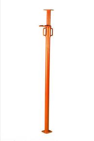 Etai acier extensible peint écrou acier série standard N°5 bis réglable de 2,20m à 3,80m - Gedimat.fr