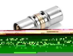 Manchon réduit à sertir pour tubes multicouches NICOLL Fluxo diam.32/20mm - Gedimat.fr