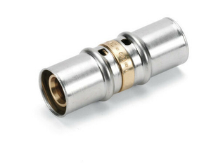 Manchon réduit à sertir pour tubes multicouches NICOLL Fluxo diam.63/50mm - Gedimat.fr