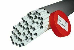 Tube multicouches NICOLL Fluxo nu diam.20mm ép.2mm en longueur de 4m - Gedimat.fr