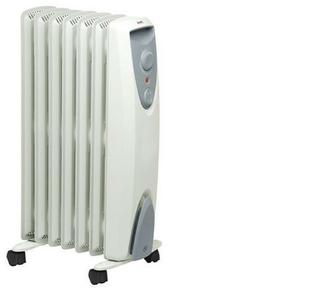 radiateur cologique convection sans huile noc eco 15 tls 1500w dim blanc. Black Bedroom Furniture Sets. Home Design Ideas