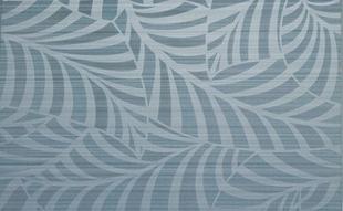 Décor Bahia carrelage pour mur en faïence GARDEN larg.25cm long.40cm coloris azul - Gedimat.fr