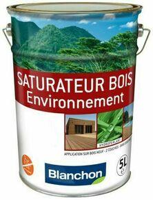 Saturateur bois environnement bois exotique 5L - Gedimat.fr