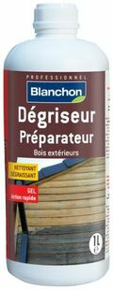 Degriseur bois 1 l - Gedimat.fr