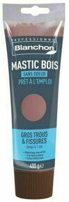 Mastic bois sans odeur prêt à l'emploi tube 400 g chene clair - Gedimat.fr