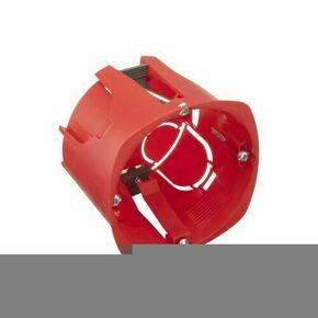 Boîte d'encastrement 1 poste pour cloison creuse diam.67mm prof.50mm - Gedimat.fr