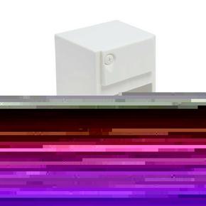 Coffret modulaire de distribution électrique blanc à équiper 6 modules - Gedimat.fr
