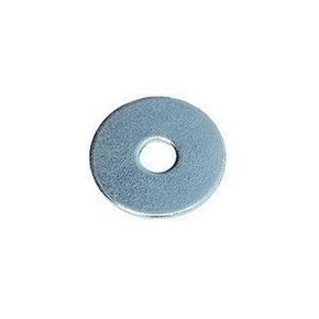 Rondelle plate très large acier zingué diam.12mm en boîte de 100 pièces - Gedimat.fr