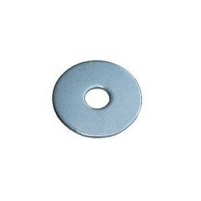 Rondelle plate extra large inox diam.12mm en boîte plastique de 12 pièces - Gedimat.fr