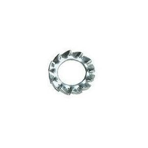 Rondelle dentelée acier inoxydable diam.8mm en sachet de 12 pièces - Gedimat.fr