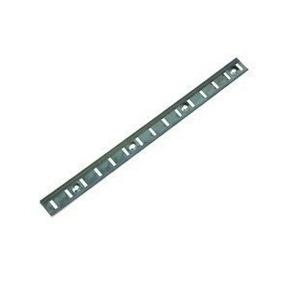 Crémaillère de meuble acier nickelé larg.16mm long.2m - Gedimat.fr