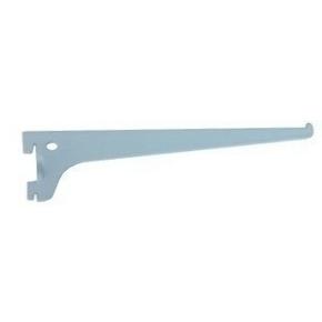Console acier peint simple blanche long.200mm vrac 1 pièce - Gedimat.fr