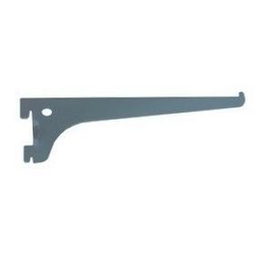 Console acier peint simple grise long.200mm vrac 1 pièce - Gedimat.fr