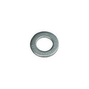 Rondelle plate étroite laiton diam.10mm en sachet de 7 pièces - Gedimat.fr